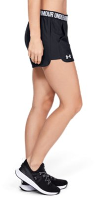 Under Armour Girls Brushmark Play Up Short
